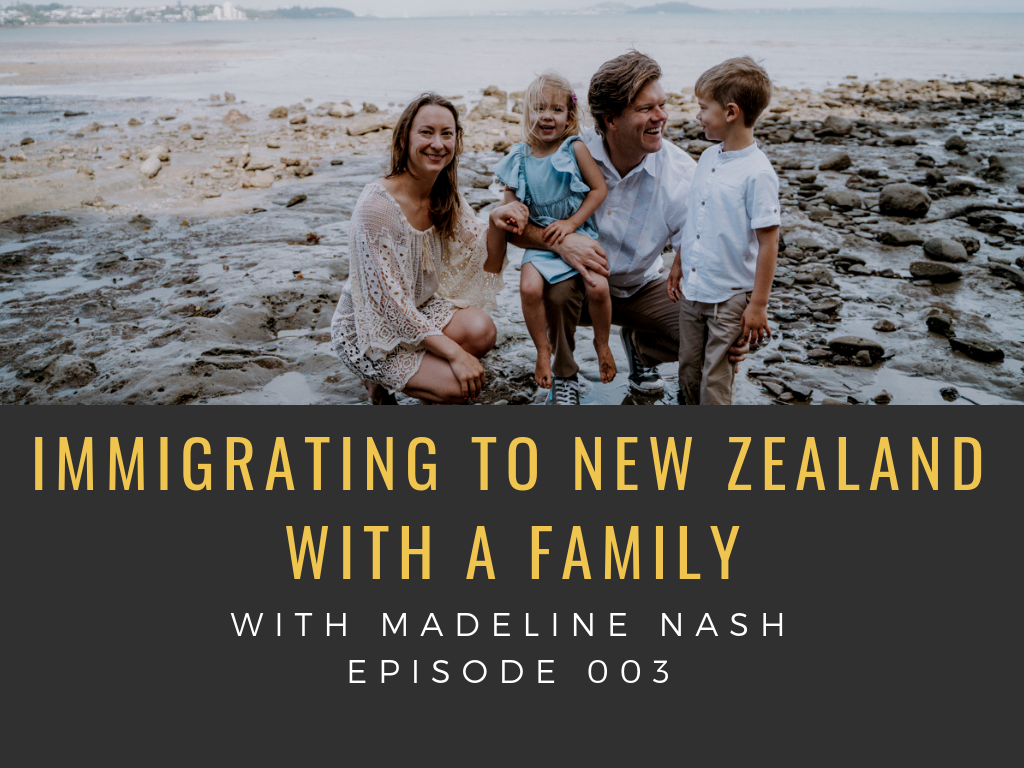 New Zealand with a family
