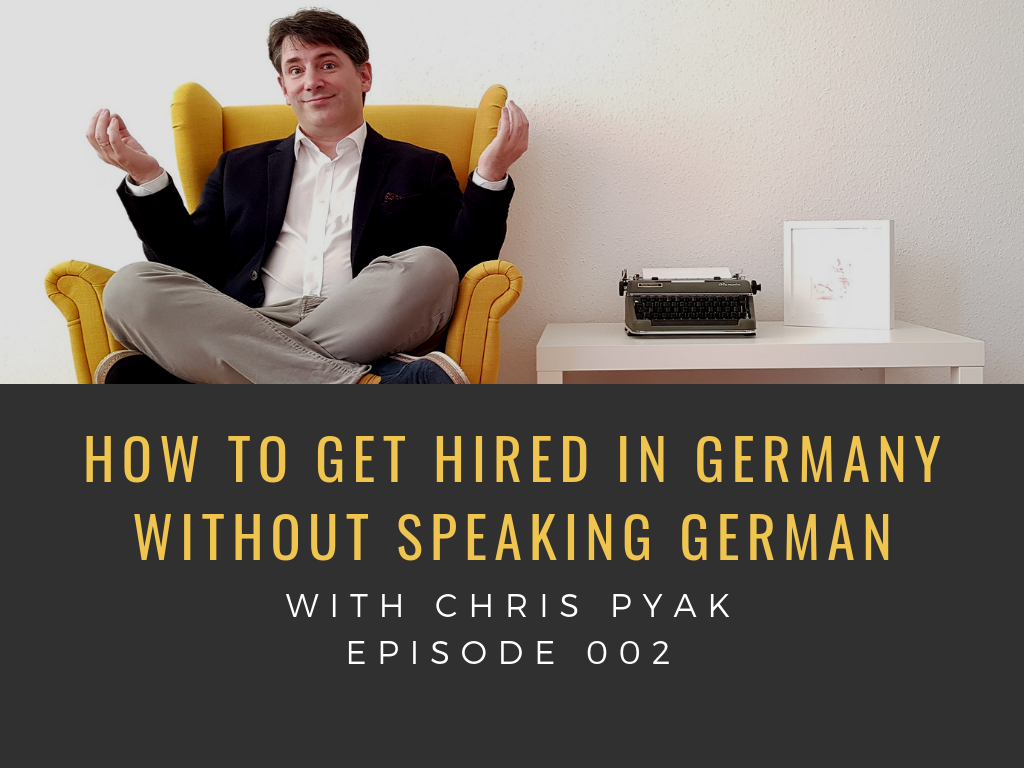 get a job in germany