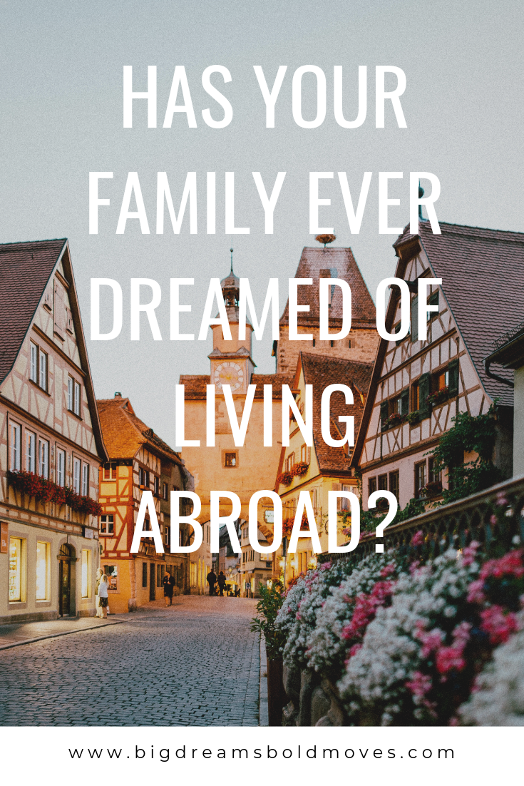 Hear the stories of families who have moved abroad. Learn about the places they are living and how they got where they are. Plan your family's next adventure.