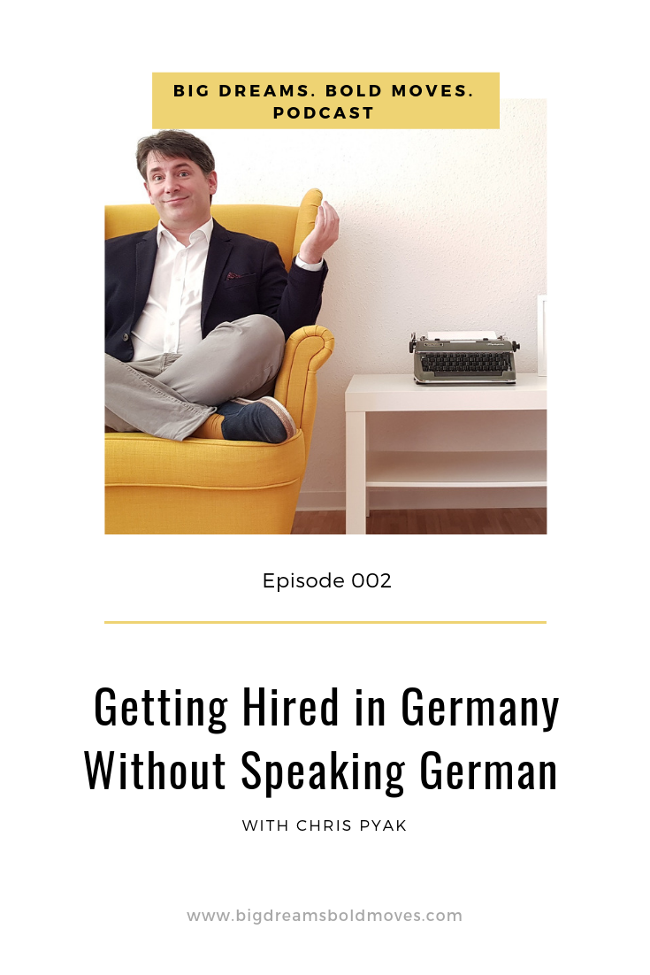 Get inside intel on the German job market for English speakers. Get tips on getting hired in Germany without speaking German.