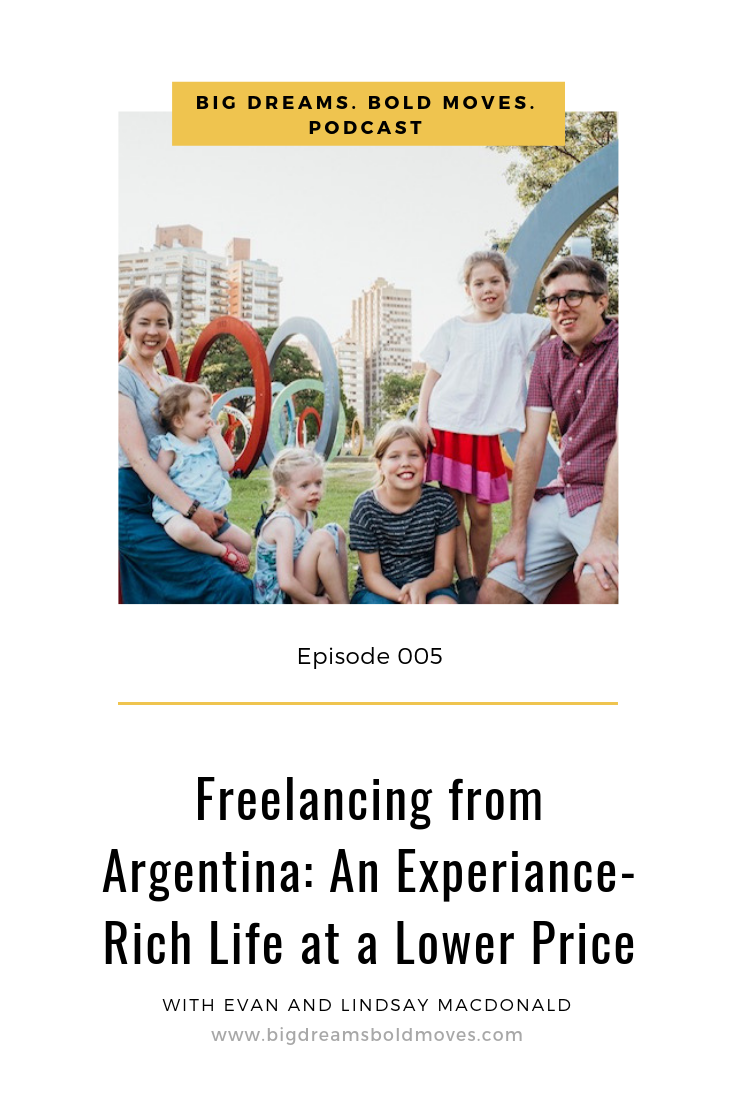 The details on all things expat family life in Argentina: visas, education, cost of living, healthcare, safety, culture… basically everything. Get real dollar figures to help you decide if Argentina would fit your budget and lifestyle.