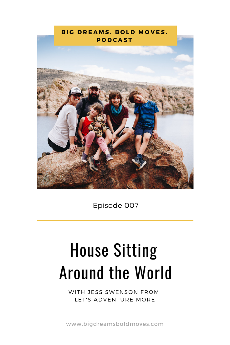 Hear how this family does #housesitting to save money and #travel the world. Get 25% OFF the sign up fee when you use the link in the show notes. They also talk about #worldschooling #homeschooling and #slowtravel