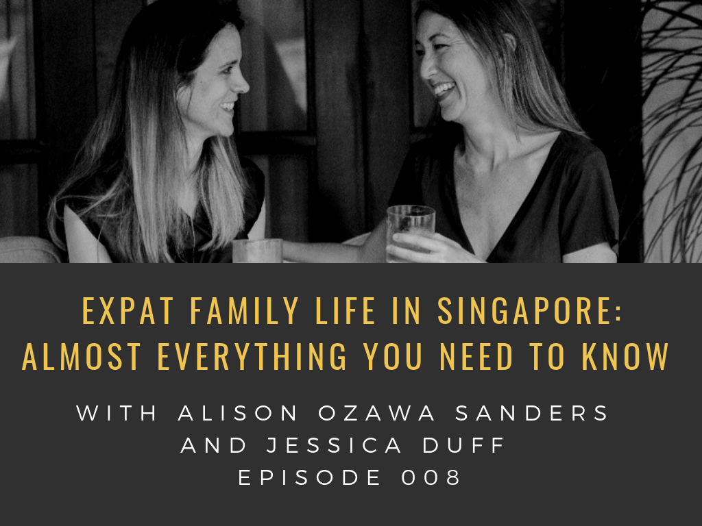 Singapore expat podcast