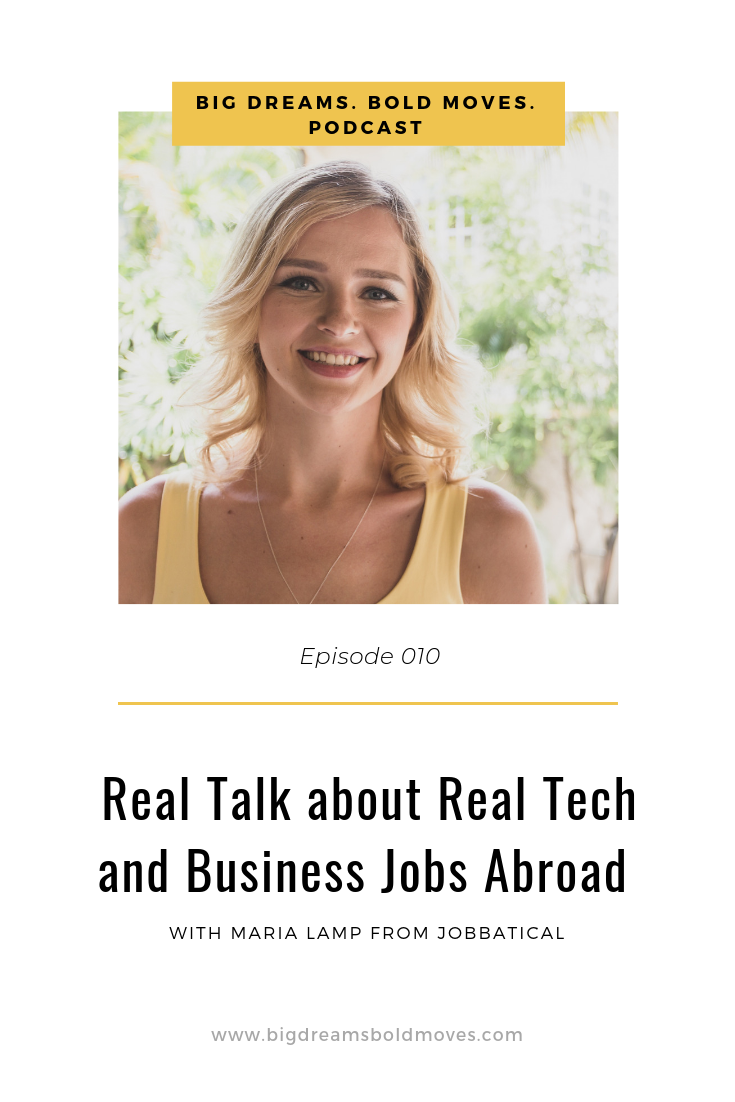 Get insights into what kinds of #tech and #business jobs #abroad are in demand, where in the world the jobs are located and what a realistic relocation package might look like for a family. Get tips on finding a job abroad and getting hired.