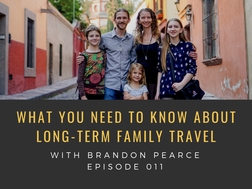 long-term family travel