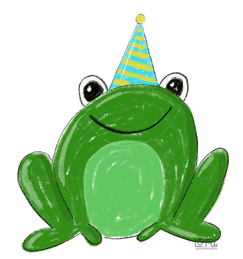 Party Frog