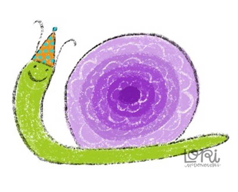 Party Snail