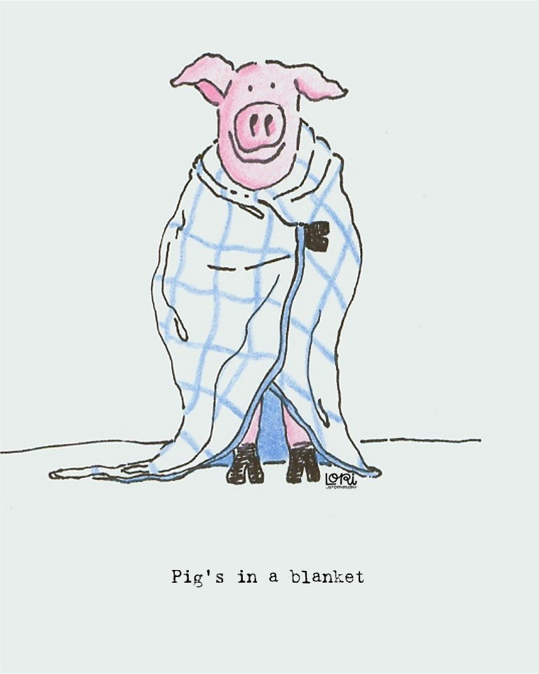Pig's in a Blanket