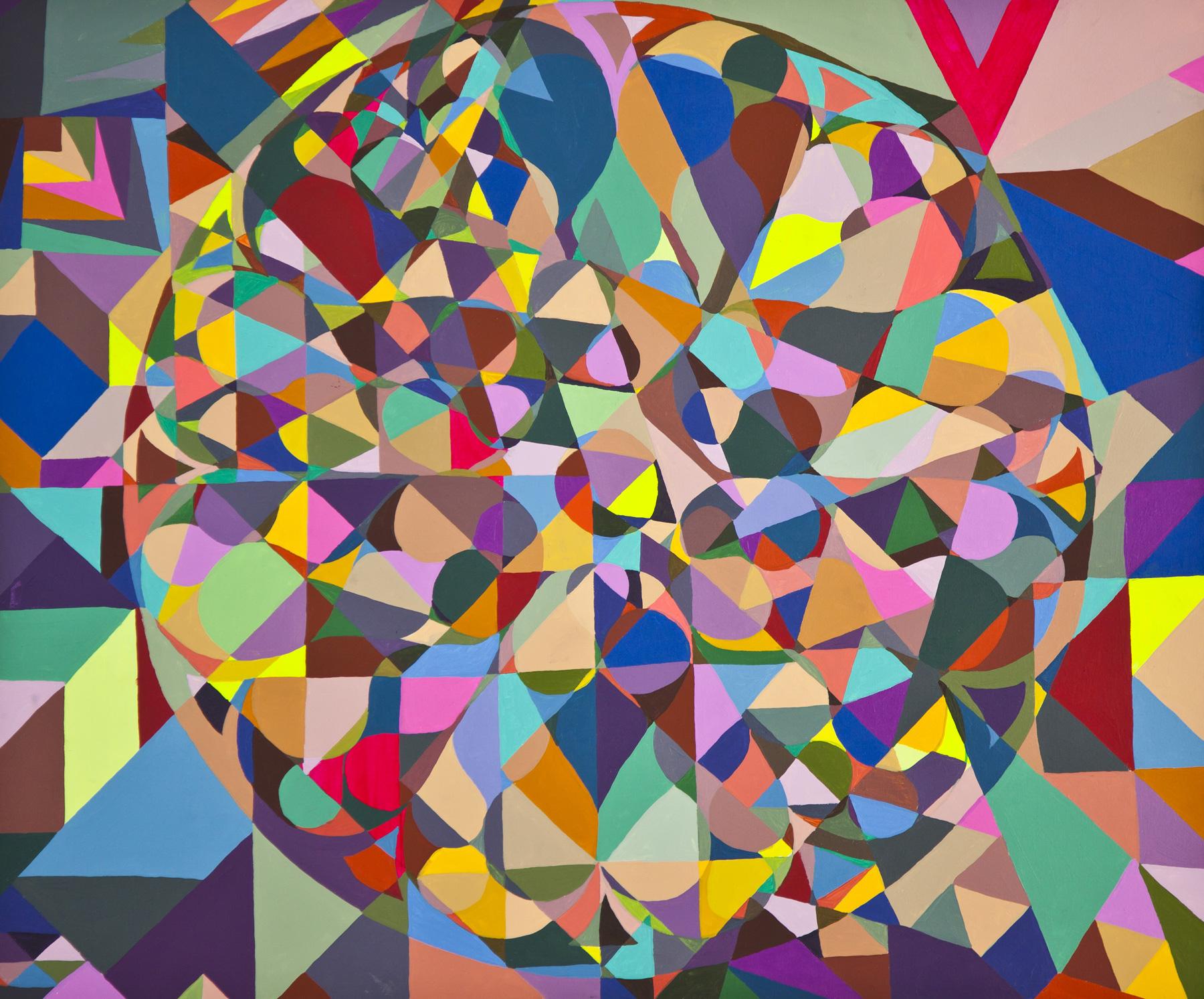 Mandala (for Murray Spalding)