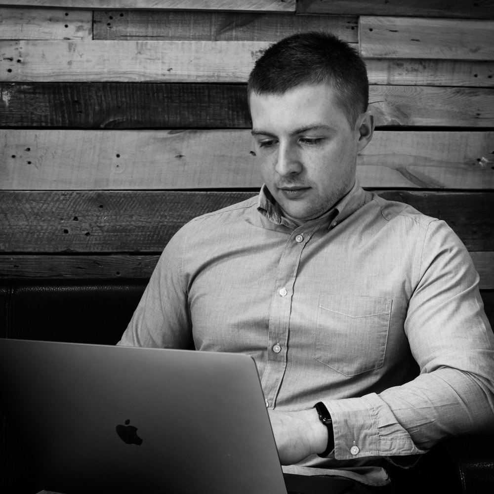 ABOUT THE AUTHOR - Alex Gilev is a UX Strategy consultant with experience leading a variety of complex projects in B2C, and B2B organizations.