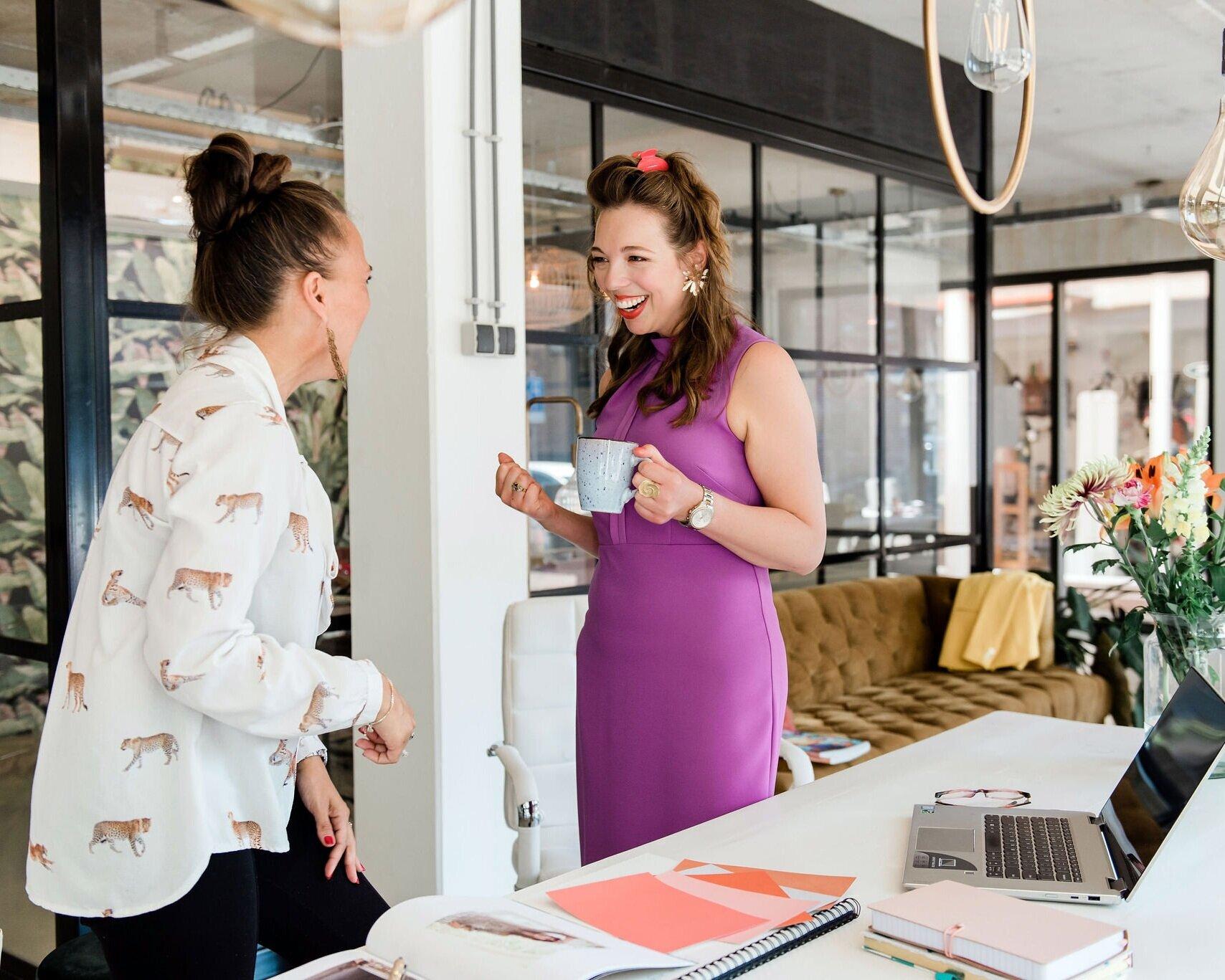 een-op-eenalignment coaching & Business design -