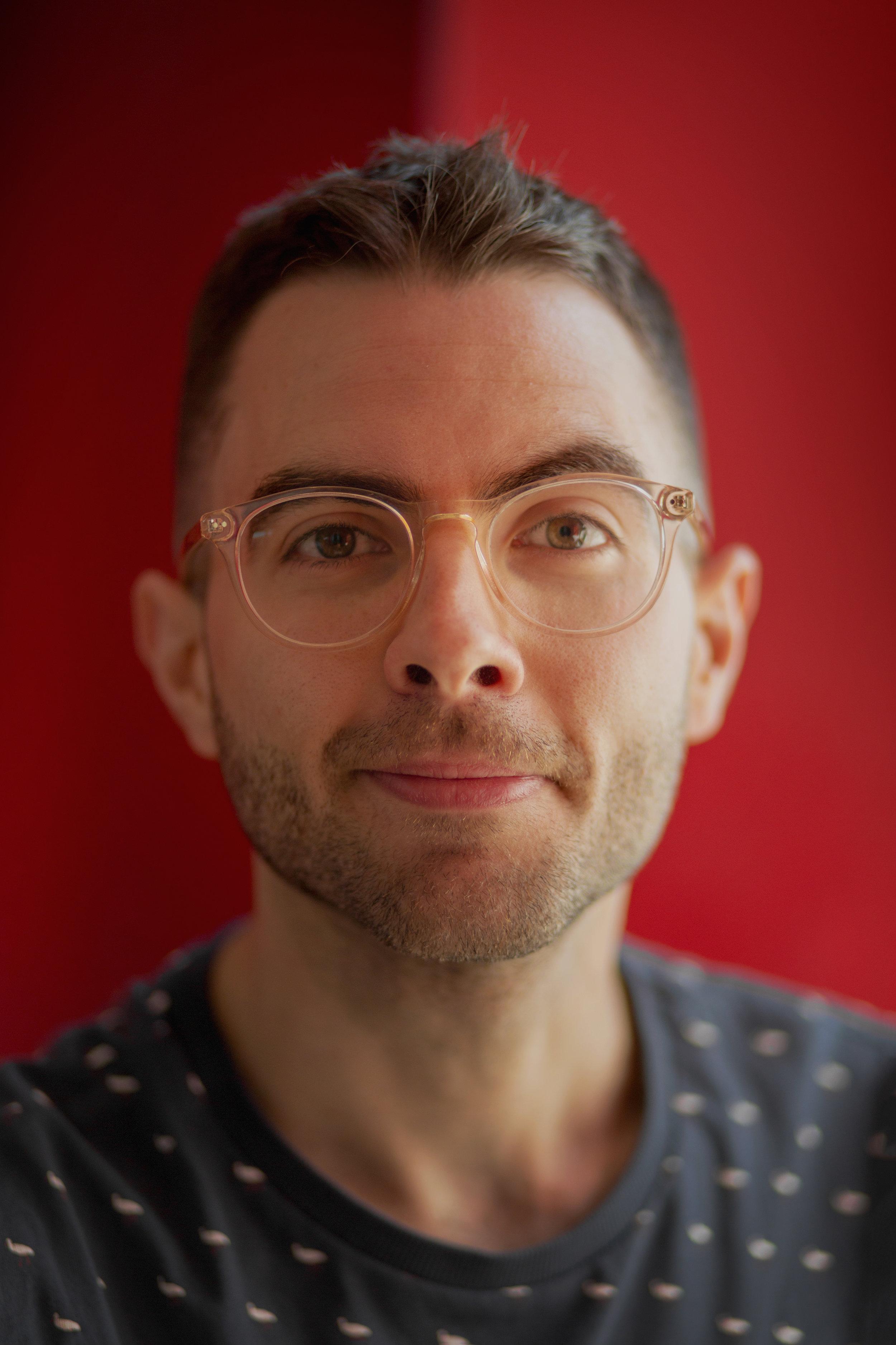 Diego Almazan Portrait