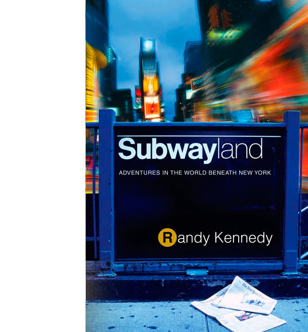 Subwayland - Since the doors of the first subway train opened in 1904, New Yorkers and tourists alike have been fascinated, amused, amazed, repelled and bewildered by the world-within-a-world that lies beneath the city. In Subwayland, the creator of The New York Times's award-winning