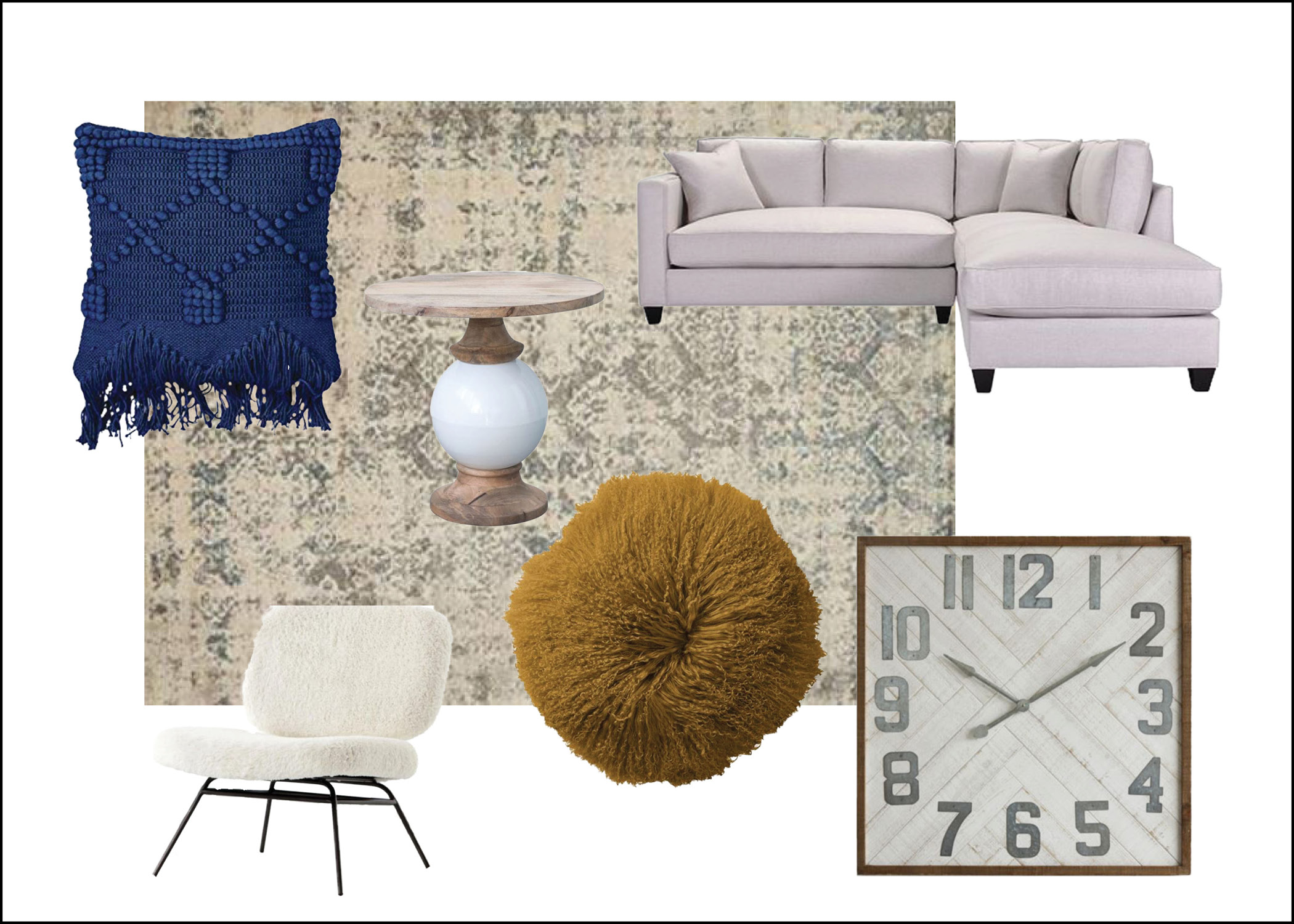 Living room Concept Board .1