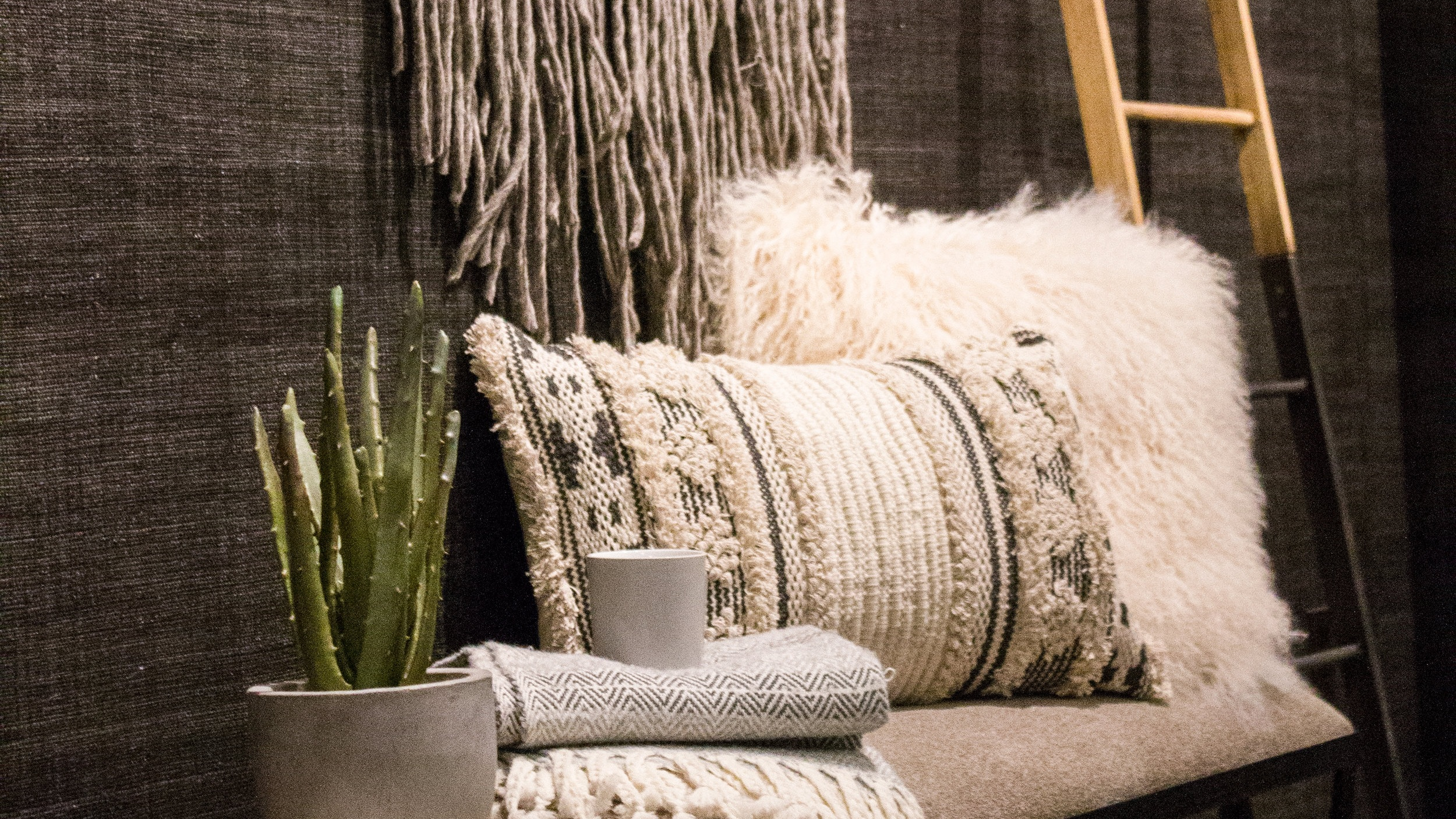 Cozy Bohemian - shop THE look