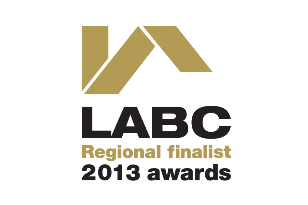 LABC Building Excellence Award 2013
