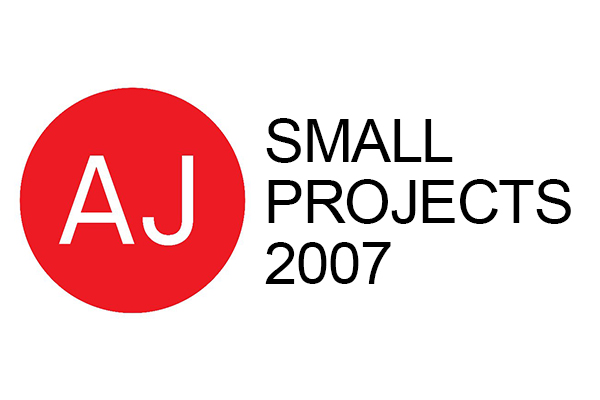Architects Journals, Small Projects Award 2007 Shortlist