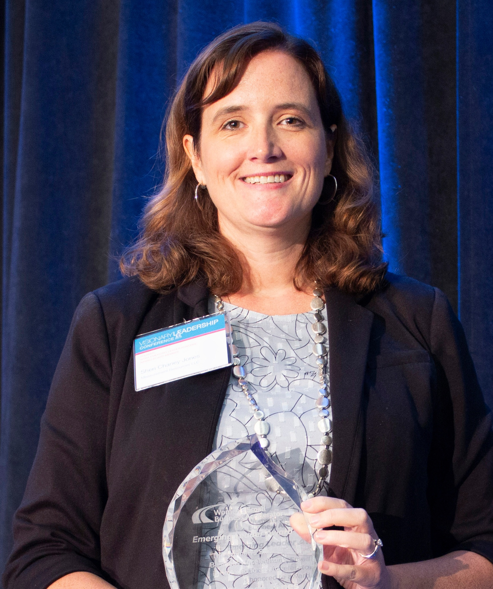 2018 Emerging Leader Award Recipient - Sheri Chaney JonesPresident Measurement Resources Company/ Author, Measurement Expert, and ConsultantMeasurement Resources provides services and strategies to help government and nonprofit organizations use performance measurement to improve programs, outcomes, and lives. Measurement is a powerful tool. Organizations that implement measurement systems turn data into outcomes. Staff see more opportunities, uncover obstacles sooner, and discover untapped efficiencies. They have better data to demonstrate impact, increase visibility, and raise funds. Measurement moves great missions forward.
