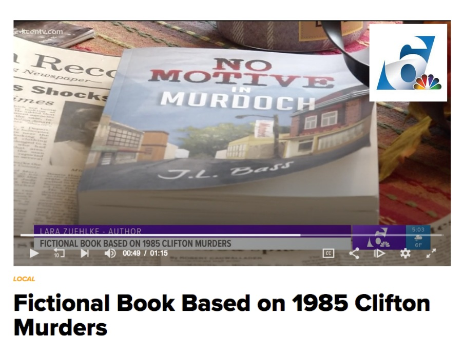 The 1985 Murders of Judy Whitley and Mickey Bryan Are Now Subject of New Novel - KCEN Waco