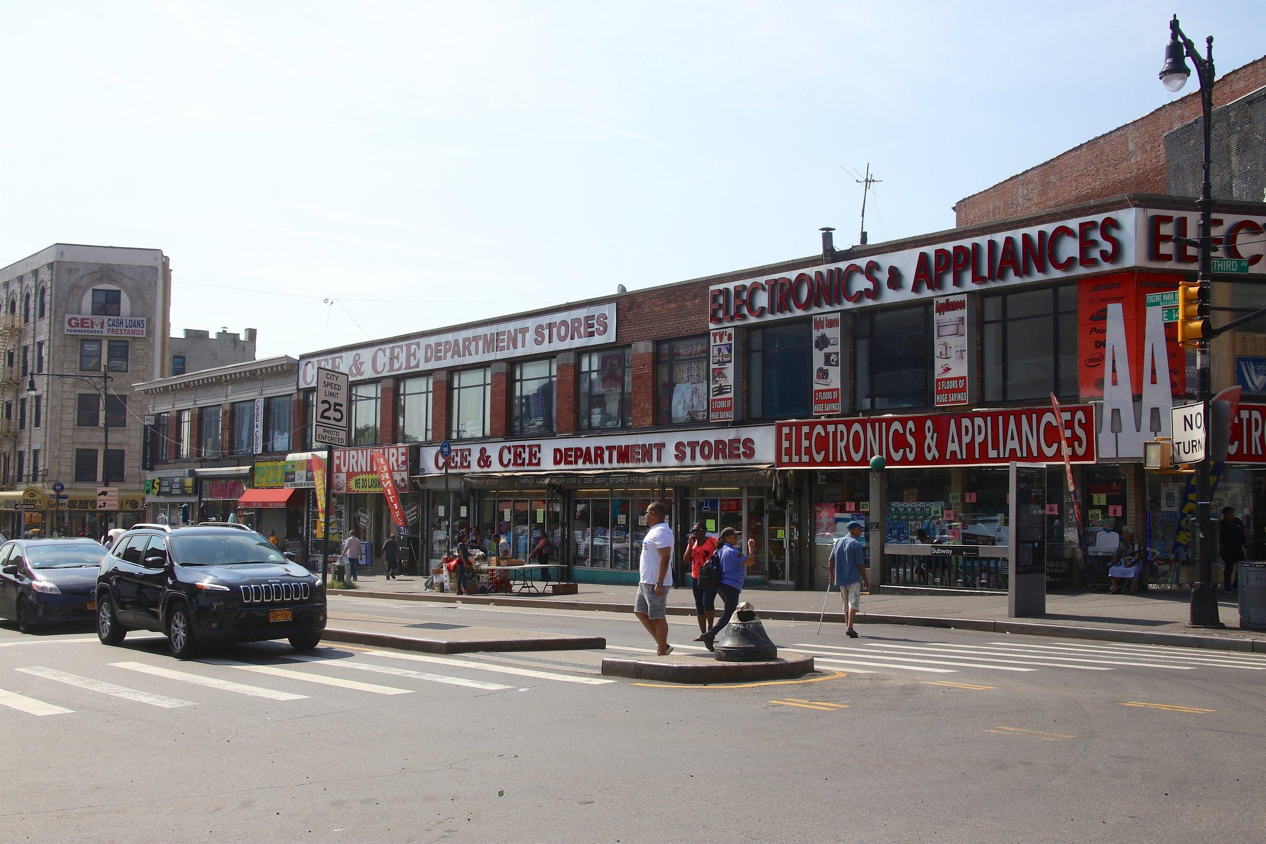South Bronx, The Bronx