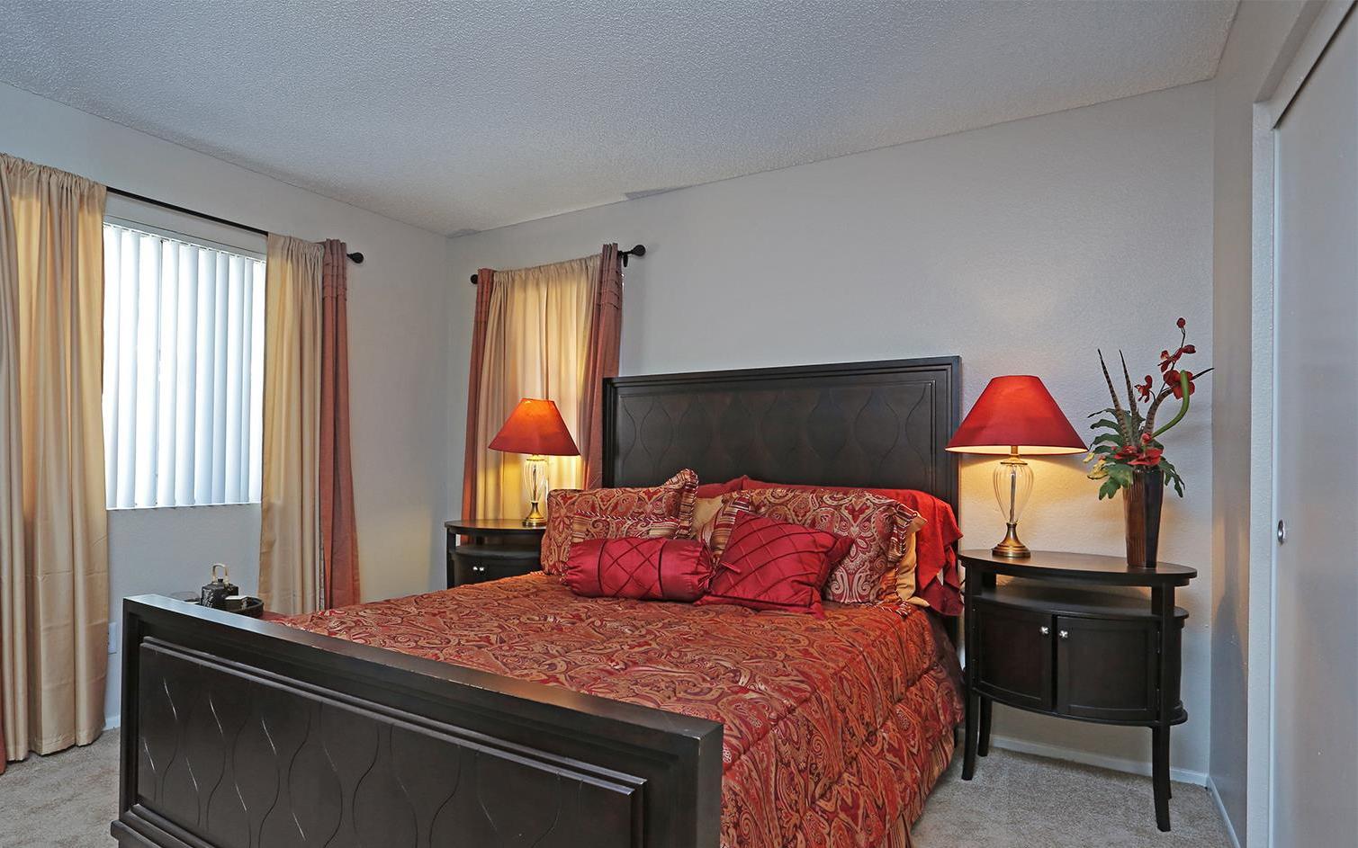 Bedroom at Tuscany