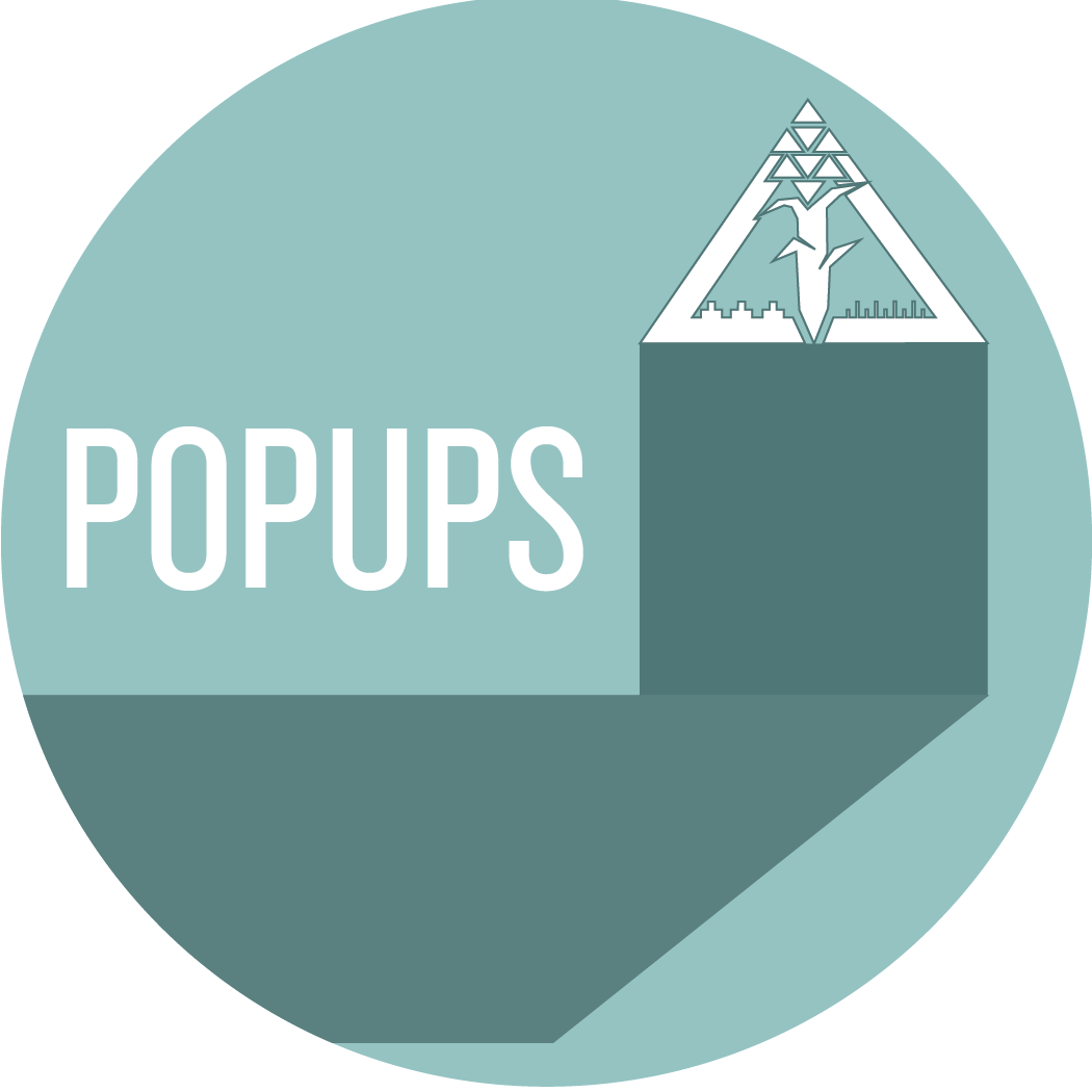 In response to the demand for more Change Labs events, we launched a quarterly Popup series in 2016 to make workshops and events more accessible around the Navajo Nation. We've hosted Popups in White Cone, Tuba City, Shiprock, and Twin Arrows.