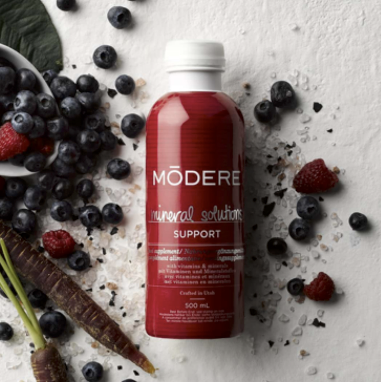 Modere Mineral Solutions -