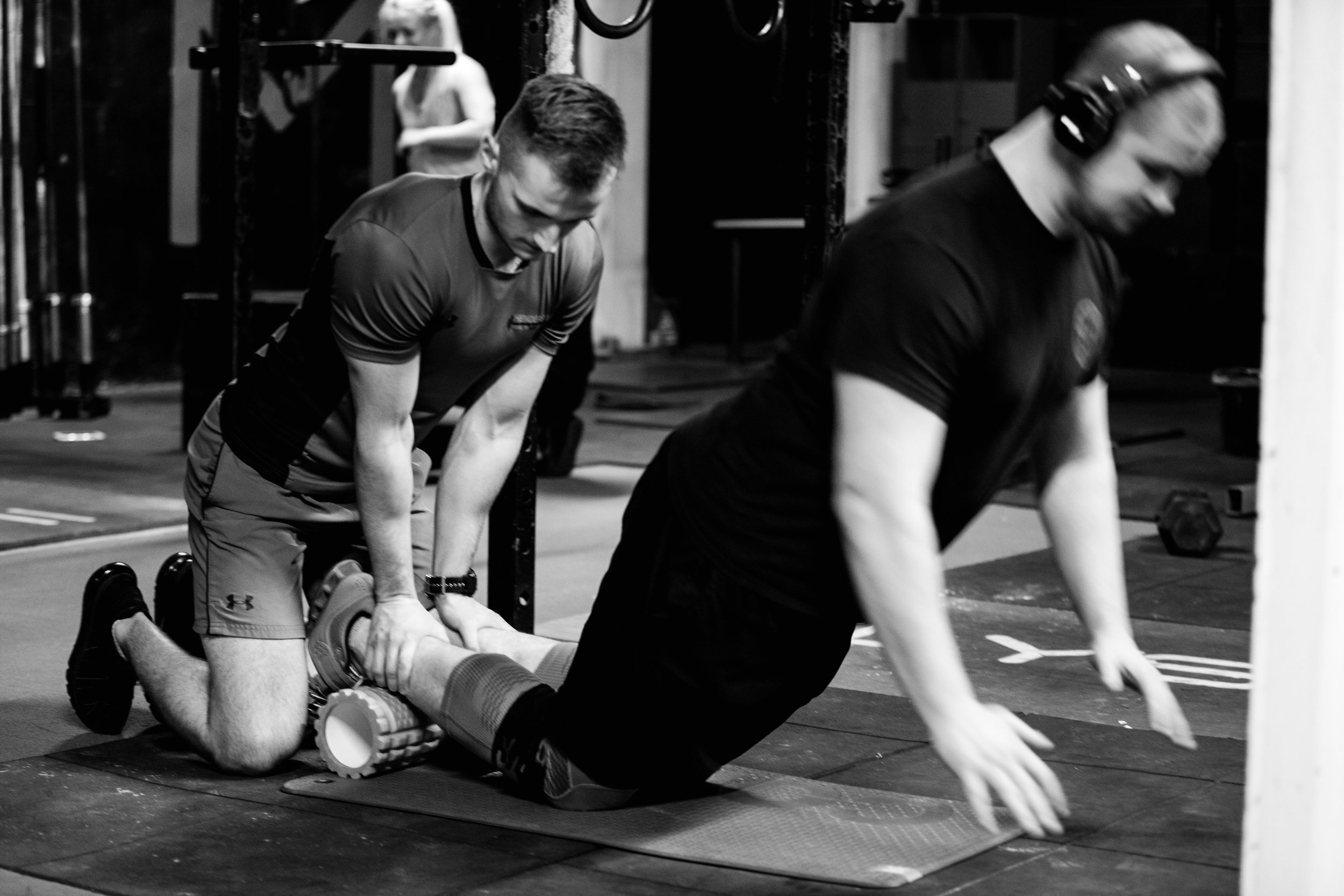 Personal Trainer Edinburgh