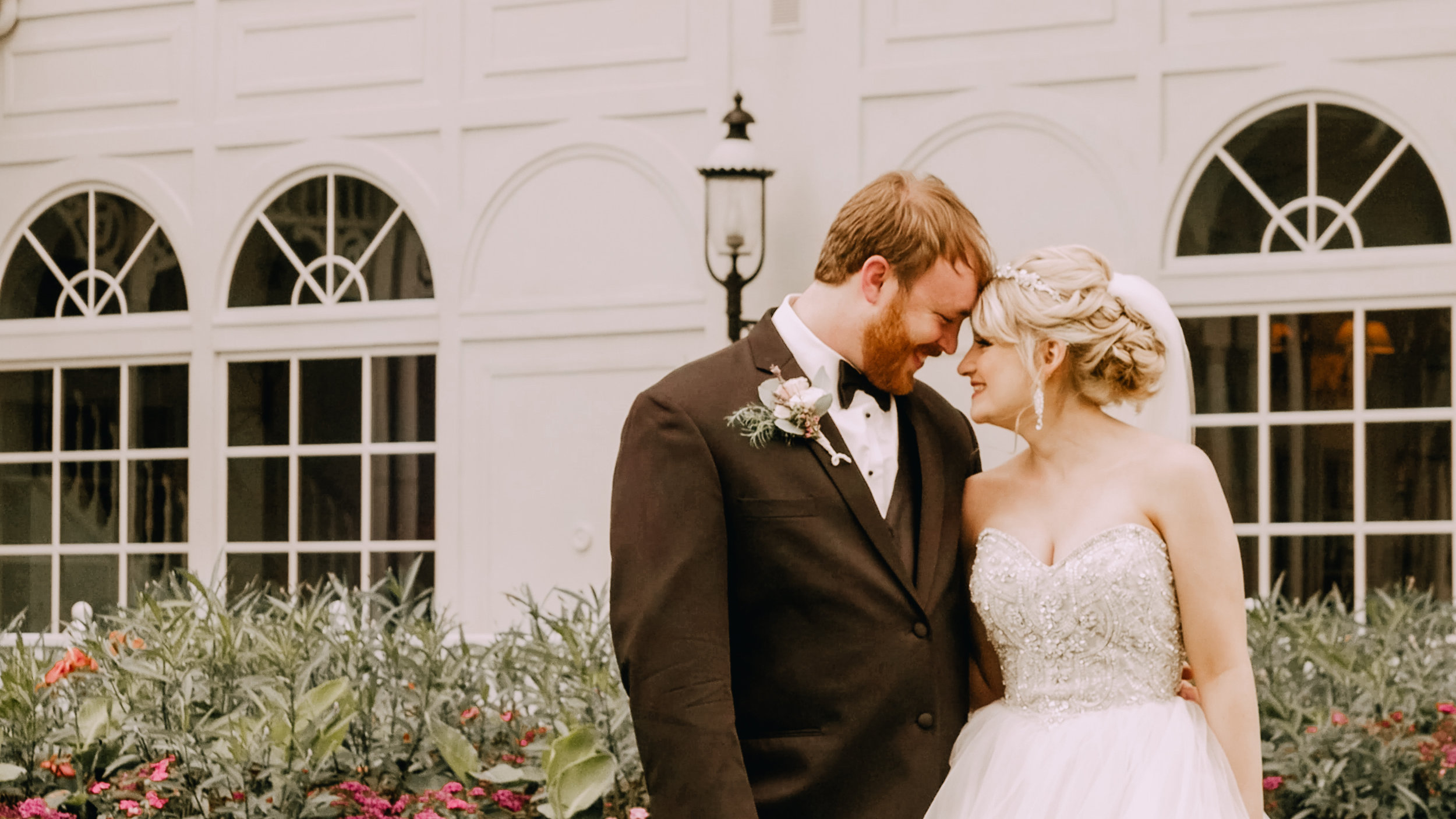 BRENDEN + KAITLYN - The wedding of Brenden + Kaitlyn, captured at Shades of Green Resort in Orlando, FL.