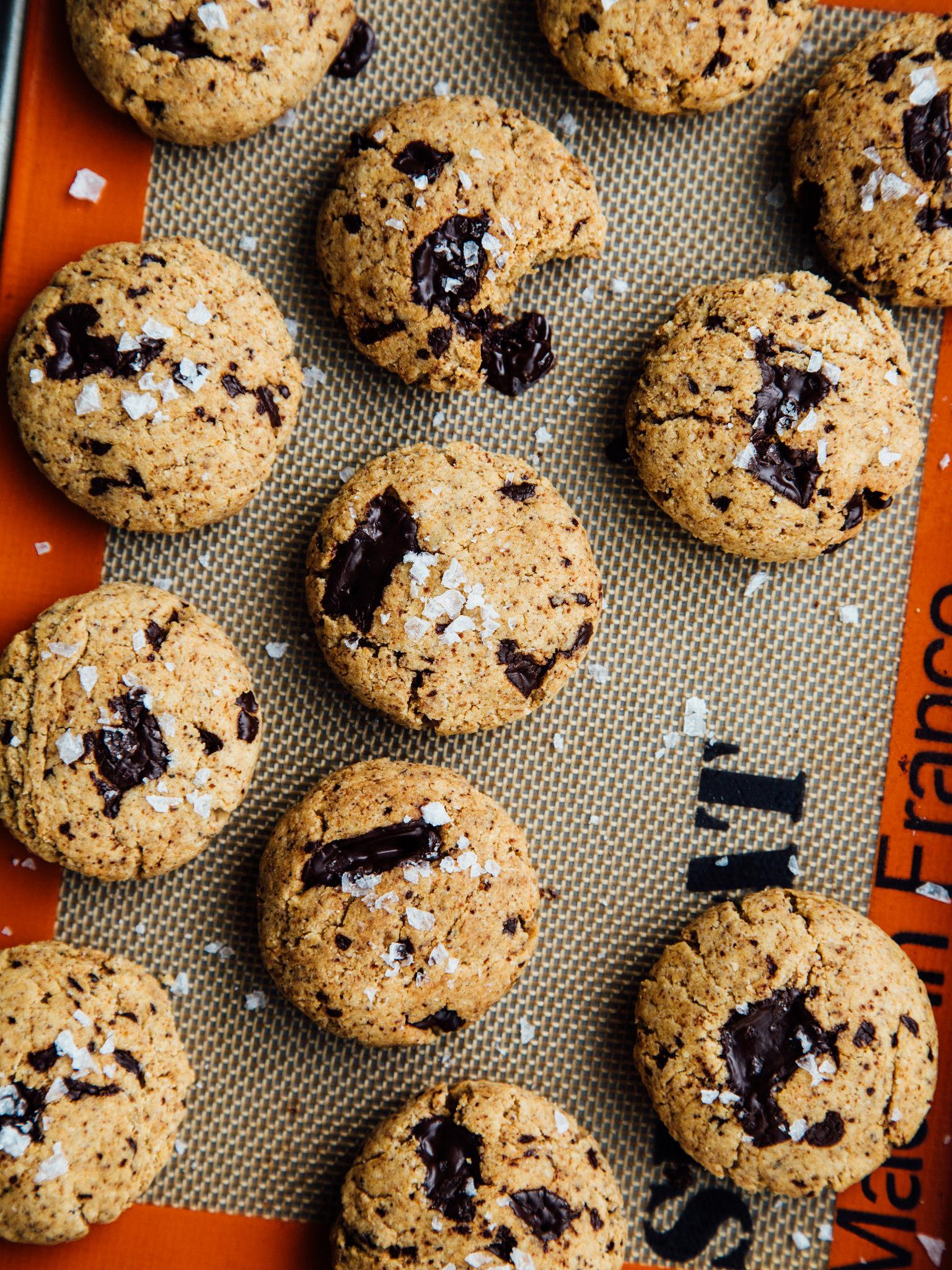Chocolate-chunk-snacking-cookies