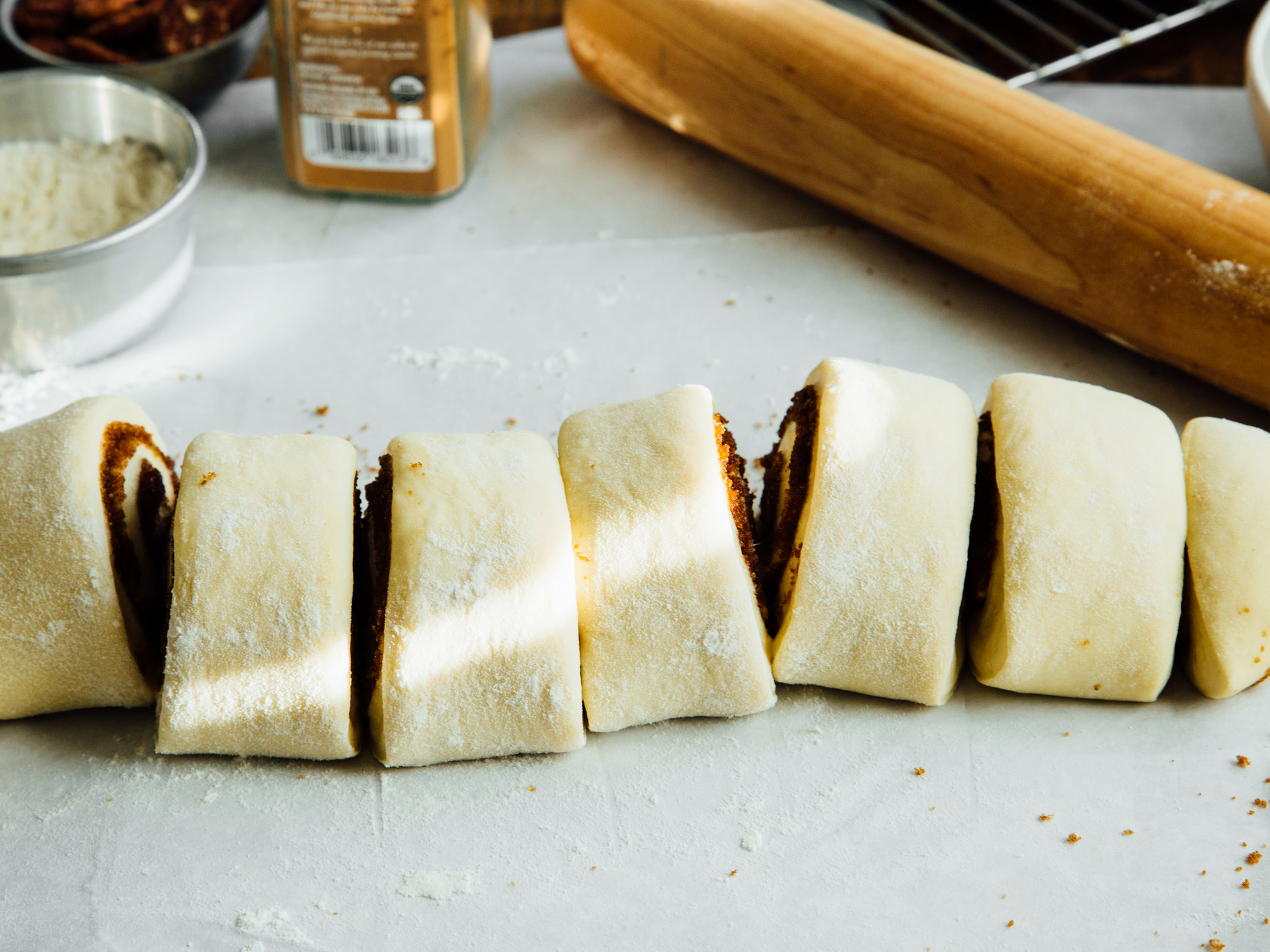 coconut-oil-cinnamon-rolls