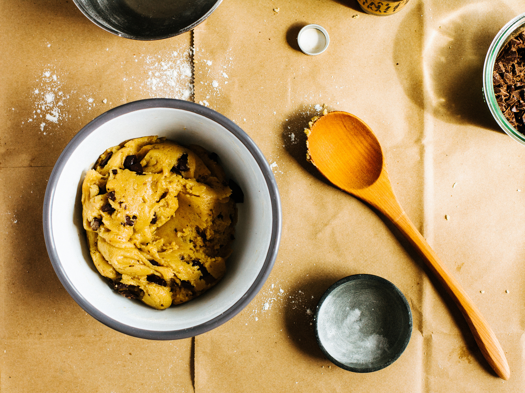 coconut-oil-chocolate-chunk-cookies