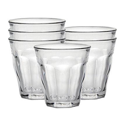 PICARDIE GLASS TUMBLERS