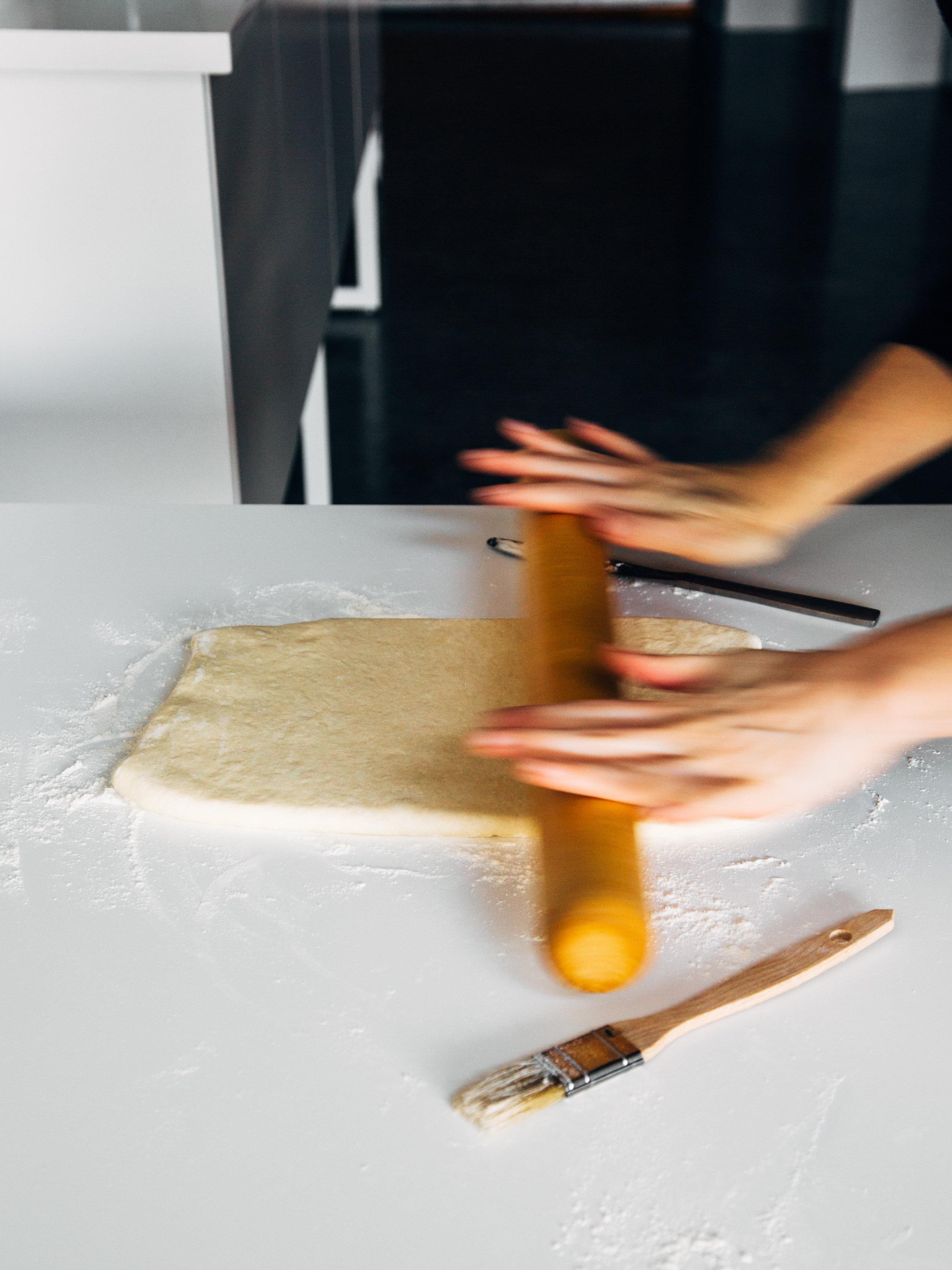 laminated-dough
