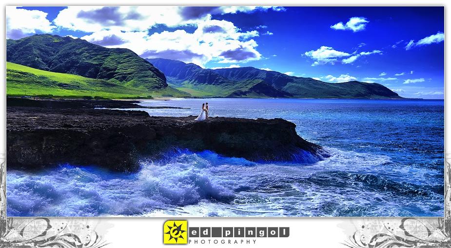 Oahu Wedding Photographer 1
