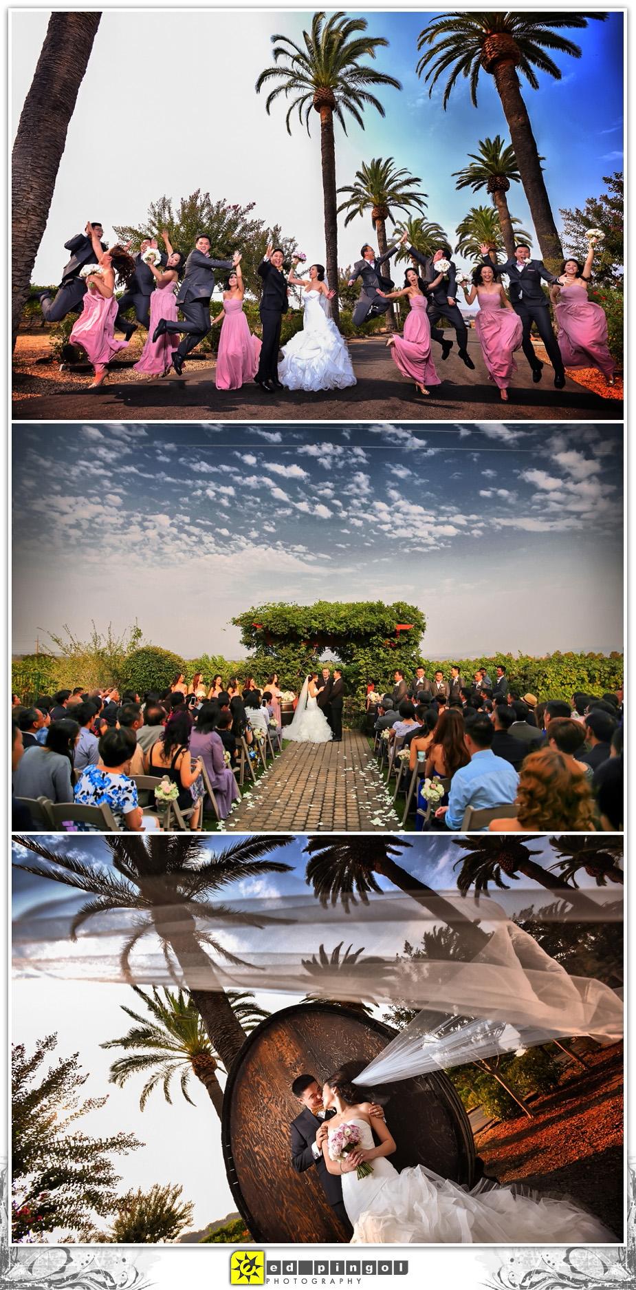 Palm Event Center Wedding 3