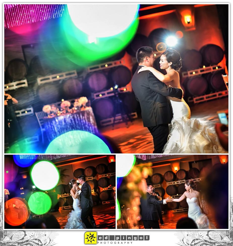 Palm Event Center Wedding 6