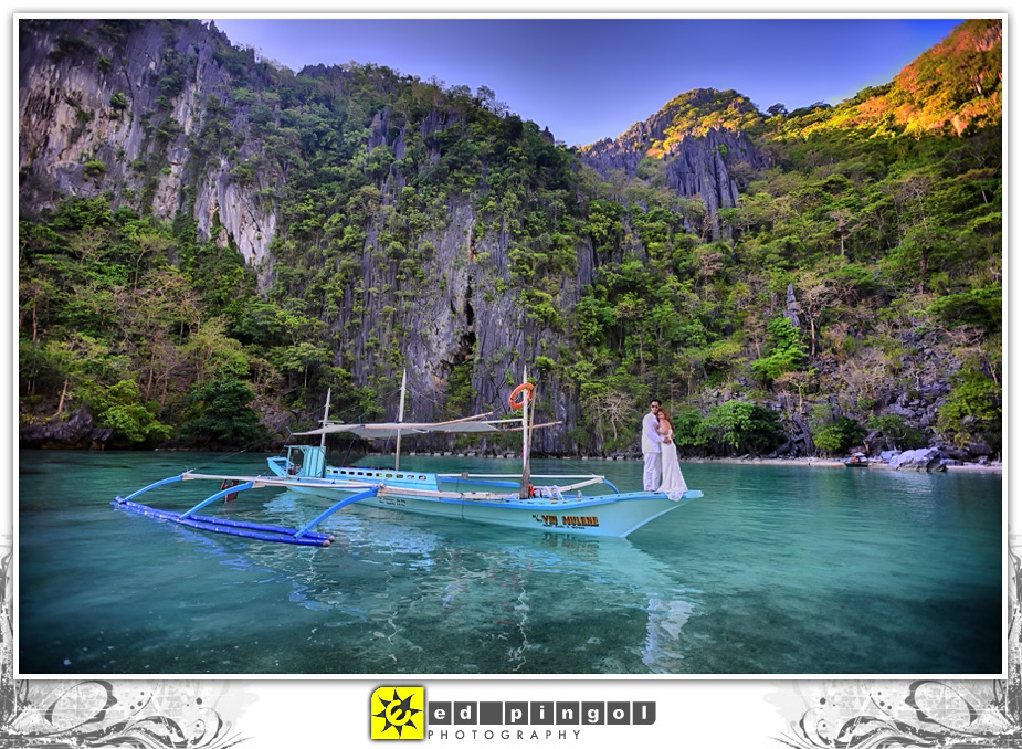 Palwan El Nido Wedding Pingol 01