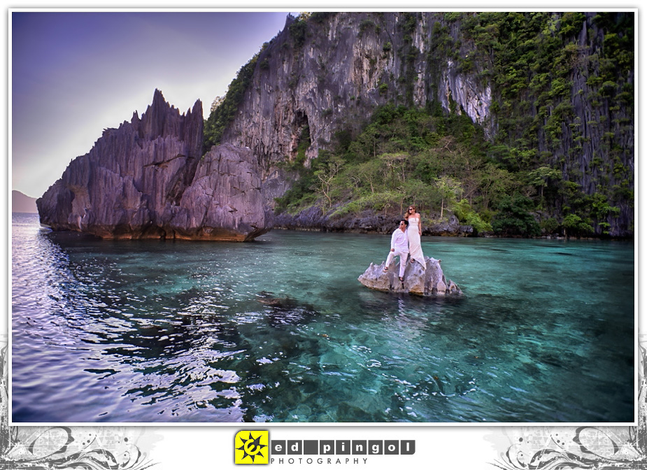 Palwan El Nido Wedding Pingol 12