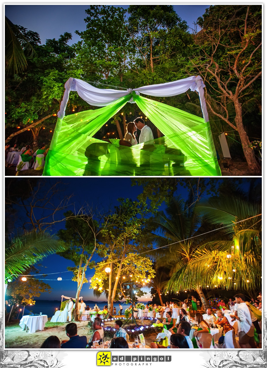 Palwan El Nido Wedding Pingol 14