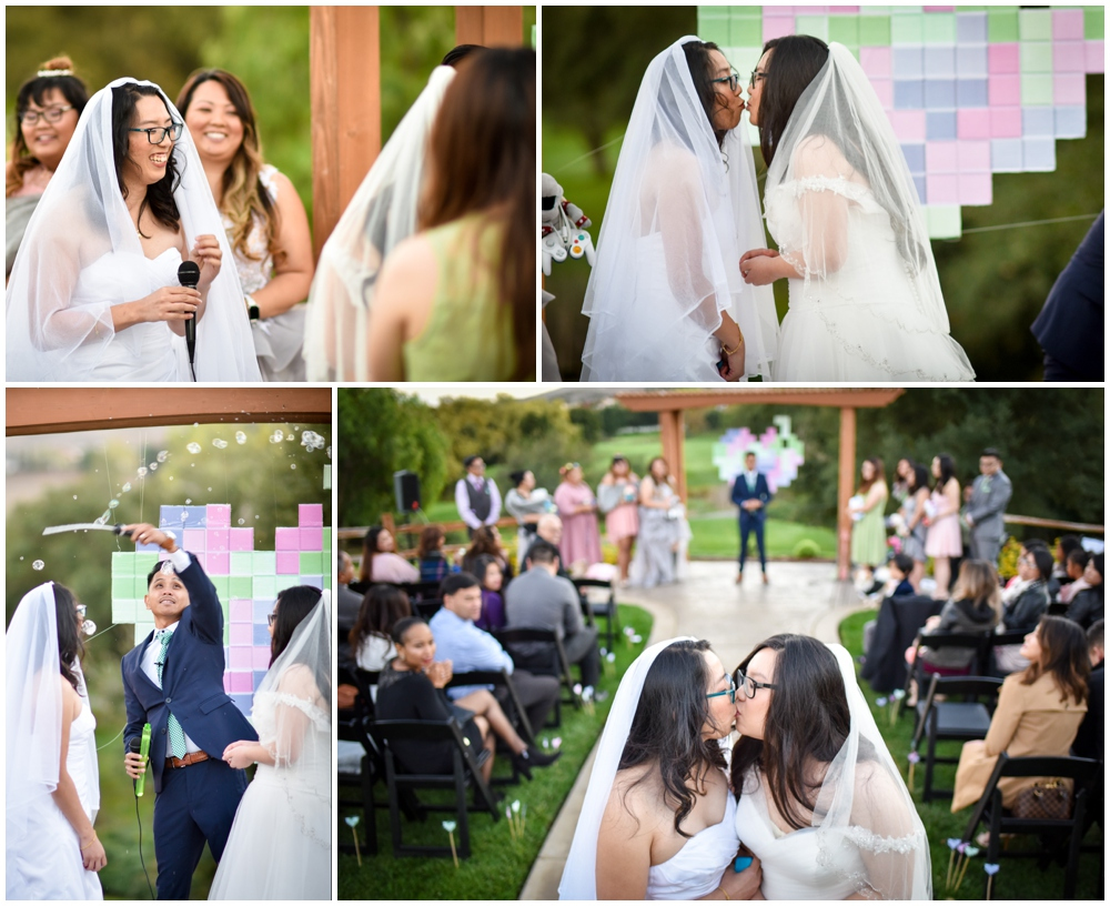 Hiddenbrooke Golf Club Vallejo Napa Wedding Ceremony Reception LGBT 17.JPG