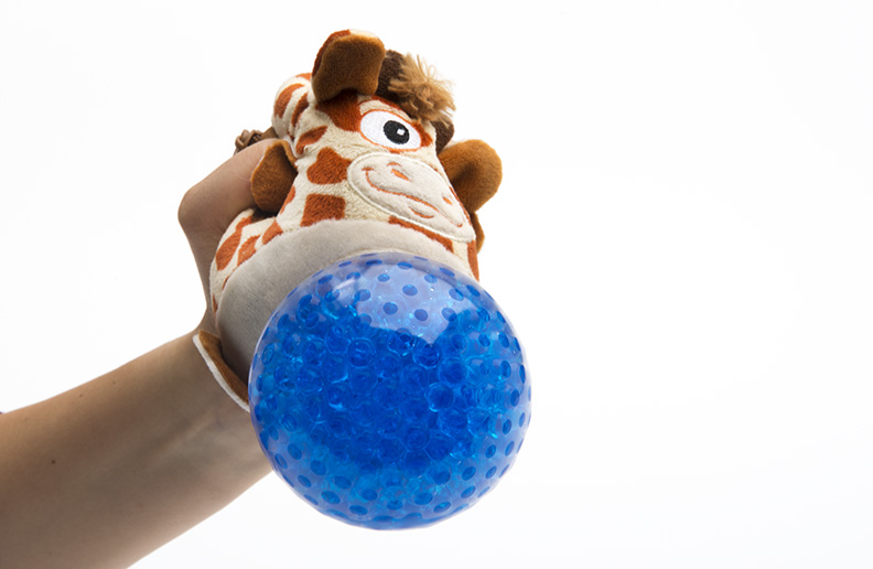 Shmello™ Bellies - Soft Squishy Creatures with Agua Gel Bubbles in their Bellies!