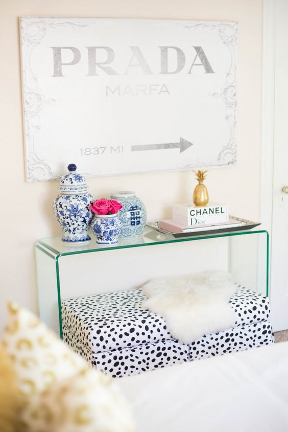 Inspired by  Chronicles of Frivolity  Guest Bedroom