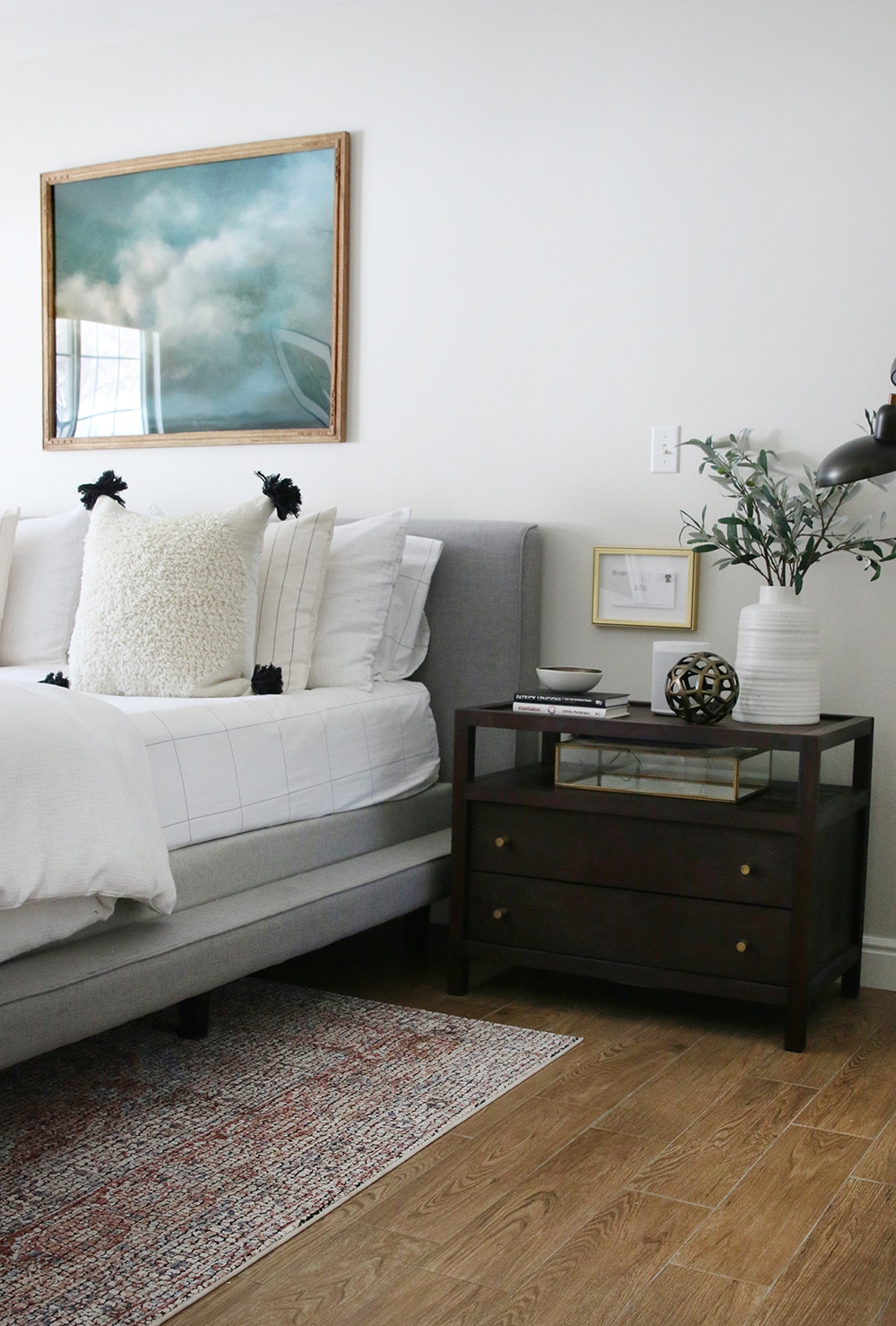 - via Chris Loves Julia, one our of favorite bloggers for DIY and practical, livable design