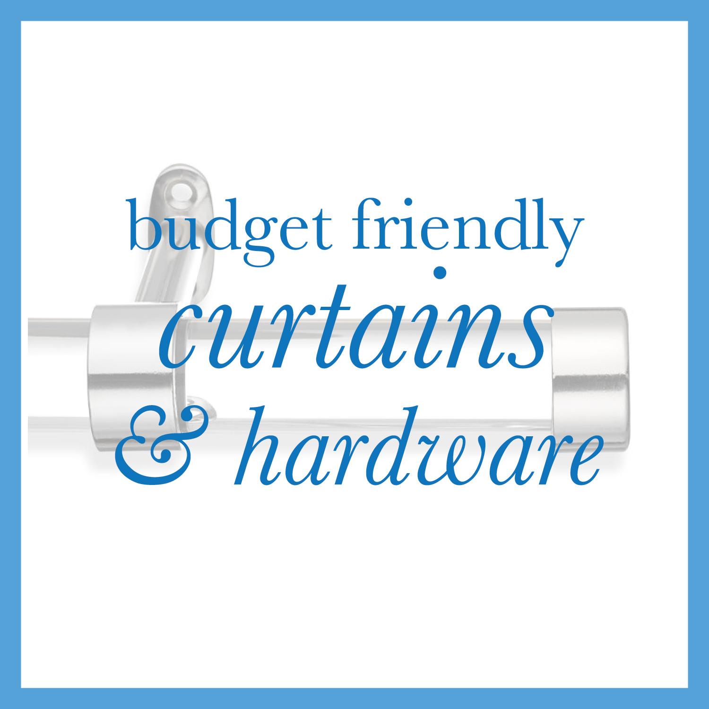 curtainsandhardwarebudget