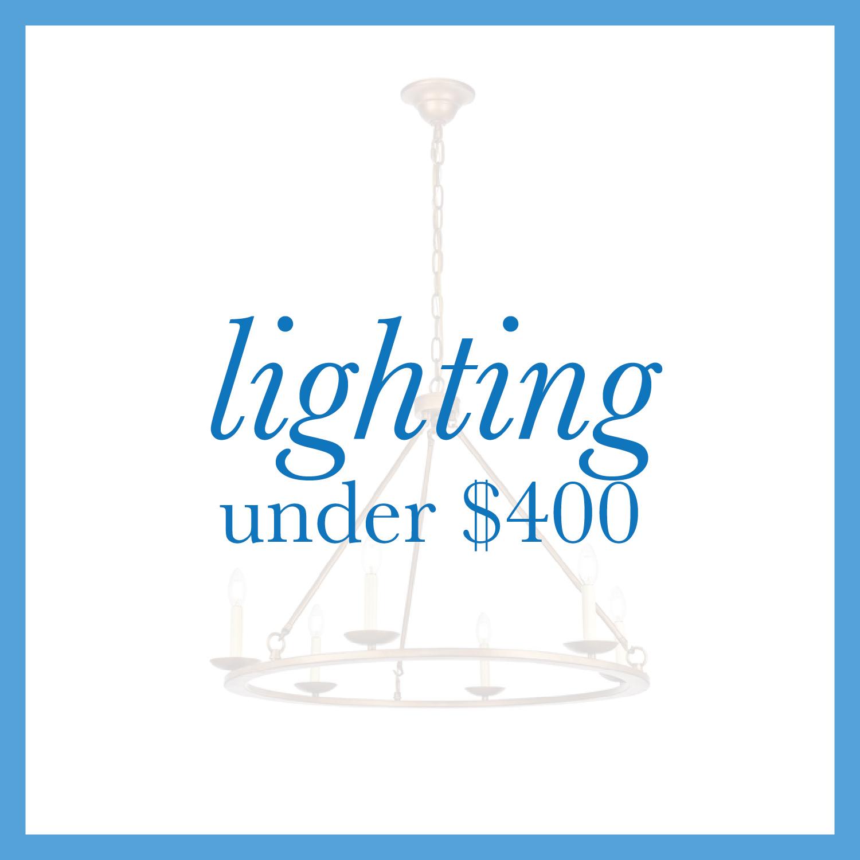 lightingunder400