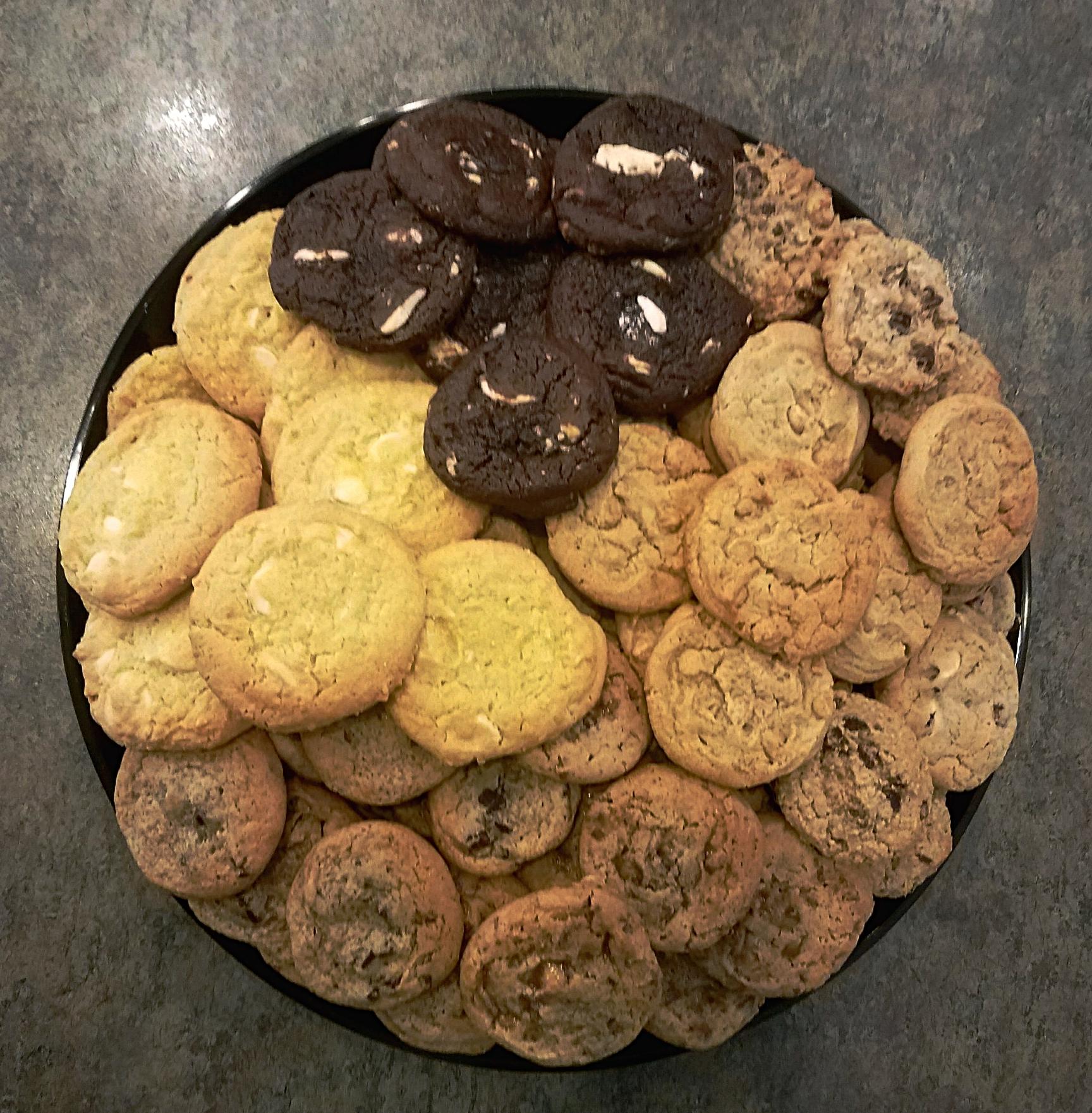Cookie Platter -