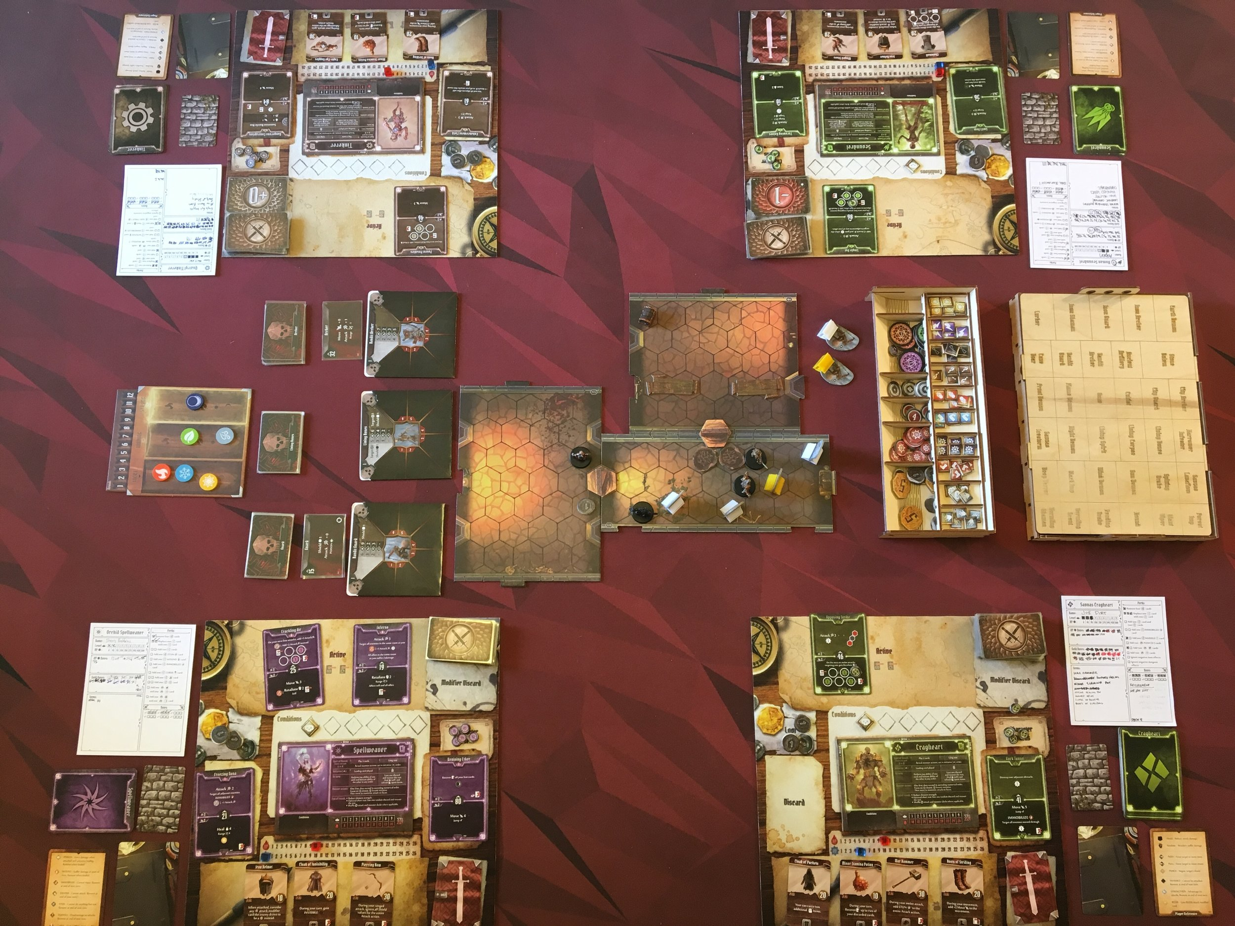 full table setup with four mats.jpg