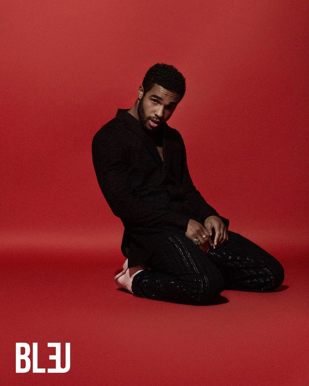 BLEU MAGAZINE ISSUE #58    LUCIEN LAVISCOUNT   2019