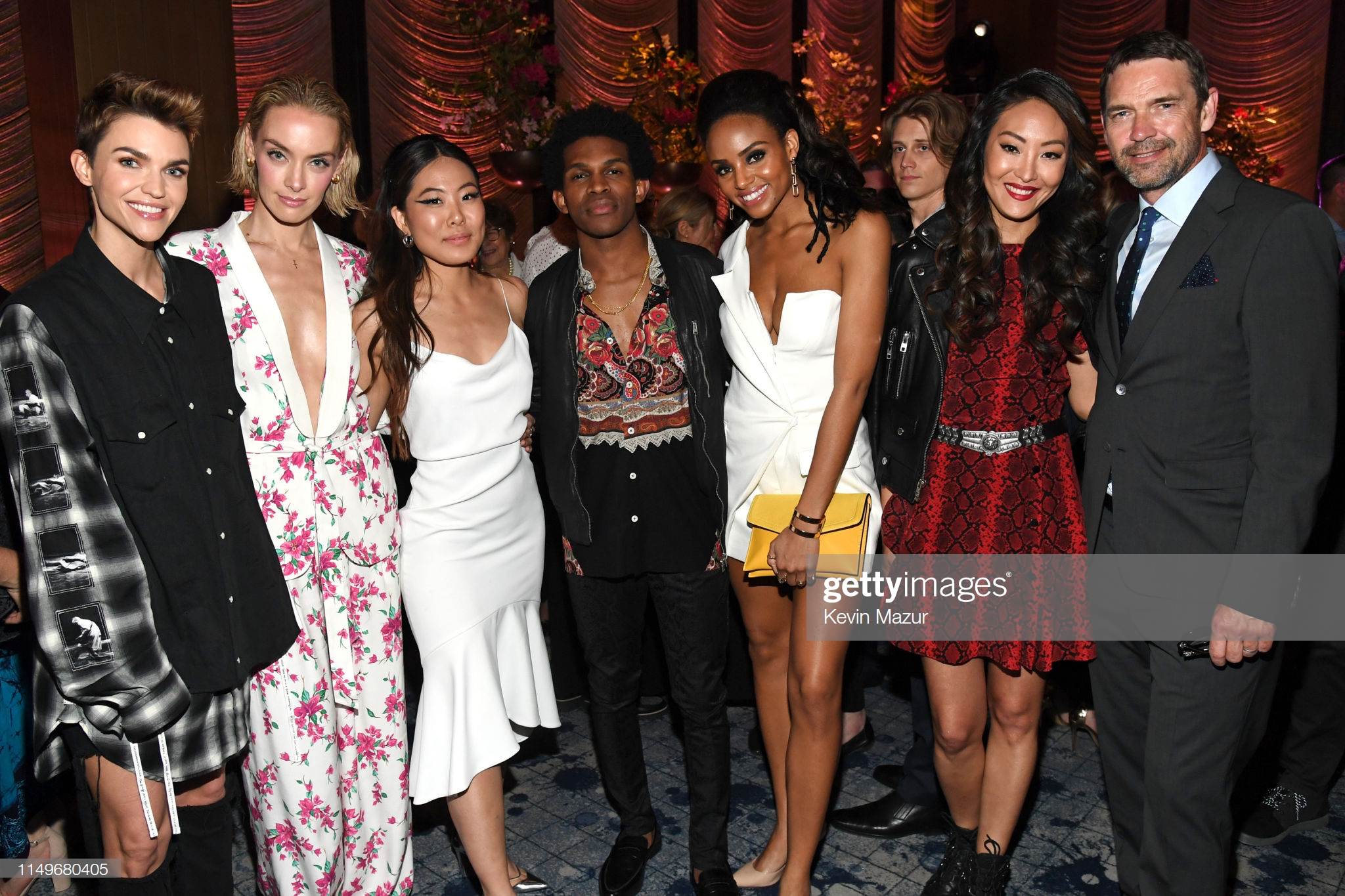 camrus johnson   the cw upfronts party 2019
